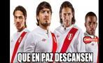 La selección peruana goleó pero igual fue víctima de memes