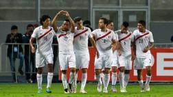 Perú goleó 4-0 a Trinidad y Tobago en el Estadio Nacional