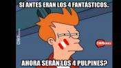 Goleada de la selección peruana no evitó populares memes