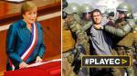 Chile: Muere un guardia durante discurso anual de Bachelet - Noticias de camila vallejo