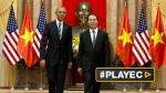 Barack Obama anuncia el fin del embargo de armas a Vietnam - Noticias de max george