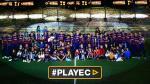 El Barcelona celebró su doblete en el Camp Nou [VIDEO] - Noticias de camp nou