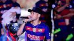 """Neymar: """"Soy muy feliz en este club y yo soy del Barcelona"""" - Noticias de camp nou"""