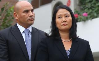 Acusaciones contra Joaquín Ramírez no afectaron a Keiko
