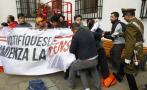 Chile: Manifestantes invadieron el Palacio de La Moneda [VIDEO]