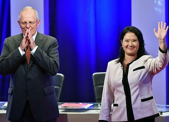 Ipsos: PPK tiene equipo más honesto, Keiko hace mejor campaña