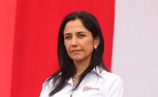 Nadine Heredia aludió al gobierno de Fujimori durante discurso