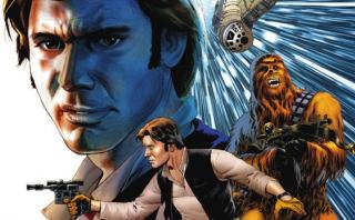 """""""Star Wars"""": el cómic de Han Solo llega en junio"""