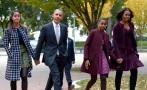 ¿Dónde vivirán los Obama cuando dejen la Casa Blanca?