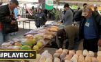 Paraguay lucha así contra los cultivos transgénicos [VIDEO]