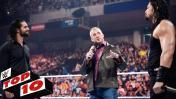 WWE confía su futuro más en Kevin Owens que en Reigns y Rollins