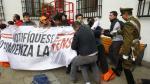 Chile: Manifestantes invadieron el Palacio de La Moneda [VIDEO] - Noticias de pueblos jovenes