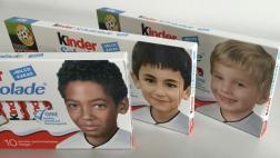 Polémica por fotos de seleccionados alemanes en chocolates