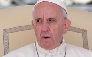 ¿Qué le desea el papa Francisco a los terroristas suicidas?