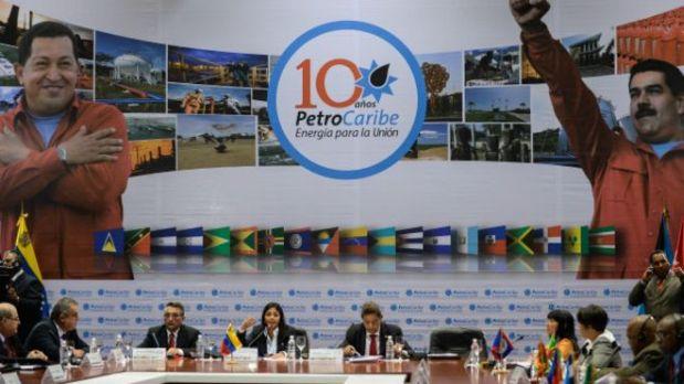 Petrocaribe ofreció el petróleo de Venezuela subsidiado y a crédito a más de una docena de naciones. (Foto: AFP)