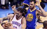 NBA: irreconocibles Warriors a un paso de la eliminación