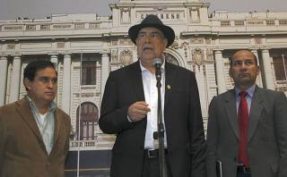 Vocero nacionalista pone manos al fuego por Ollanta Humala