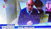 """Manuel Burga se quebró: """"Son 176 días alejado de mi familia"""""""