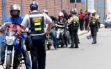 Pueblo Libre prohíbe a motociclistas cascos que cubran rostro
