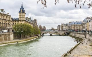 ¿Nadar en el río Sena? Muy pronto será una realidad