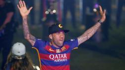 """Dani Alves dejaría Barcelona por Juventus, según """"Cadena Ser"""""""