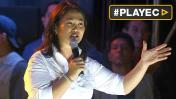 Keiko Fujimori lamenta declaraciones contra su rival Kuczynski