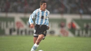 El día que Diego Simeone le anotó un gol a Perú [VIDEO]