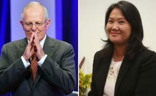 CPI: PPK mantiene mayor antivoto que Keiko Fujimori
