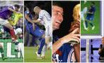 Zidane y los dos cabezazos que marcaron para siempre su carrera