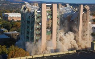 Cinco razones por las que los edificios se derrumban