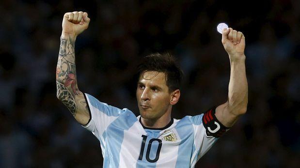 Con Messi, la selección de Argentina enfrenta a la Selección de Honduras desde las 6:00 p.m. en amistoso FIFA. (Foto: Reuters)
