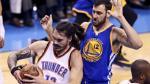 NBA: irreconocibles Warriors a un paso de la eliminación - Noticias de la arena