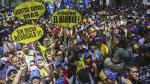 Venezuela: oposición protesta por revocatorio contra Maduro - Noticias de revocatoria