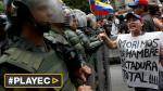 Venezuela: Opositores vuelven a medirse a Maduro en las calles - Noticias de corte de cabello