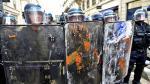 Francia se desborda con violencia contra la reforma laboral - Noticias de empresas petroleras