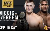UFC: Miocic defenderá título contra Overeem el 10 de setiembre