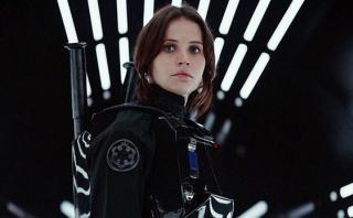 """Star Wars: Rogue One"" se luce en nuevo póster"