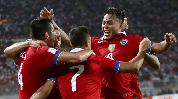 Chile vs. Jamaica: en Viña del Mar antes de Copa América. (Foto: Reuters)