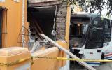 Magdalena: municipio demolerá parte de casa embestida por bus
