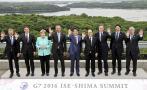 Reunión del G7 en Japón: el primer día en fotos