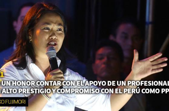 Keiko vs. PPK: del amor al odio hay solo una campaña electoral