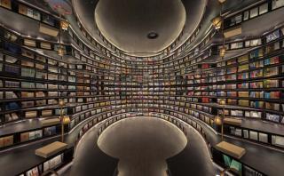 El diseño de una librería que desborda creatividad