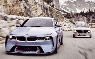 BMW rinde homenaje al 2002 Turbo con el 2002 Hommage [FOTOS]