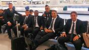 Selección llegó a Estados Unidos para jugar Copa América