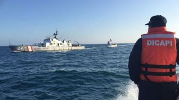 Piura: encuentran a pescadores perdidos en altamar hace 25 días