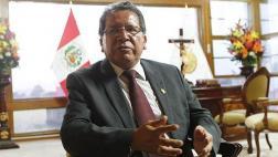 Fiscal de la Nación completó reuniones con equipos de PPK y FP