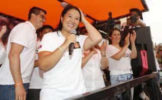 Keiko sobre CPI: Reunión no descalifica trabajo de encuestadora