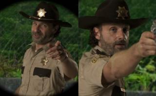 """The Walking Dead"": Rick y Daryl protagonizan parodia [VIDEO]"