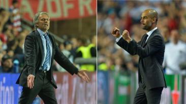 Mourinho vs. Guardiola: ya se sabe cuándo será su primer duelo