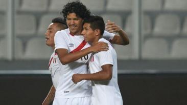 Perú vs El Salvador EN VIVO: por compromiso amistoso